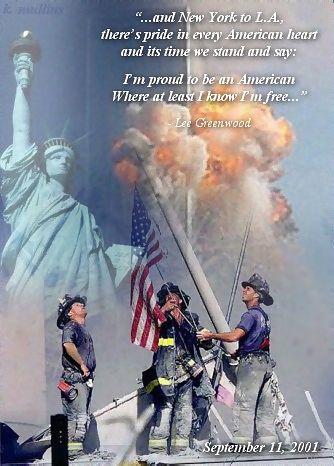 American Heros 9/11/01